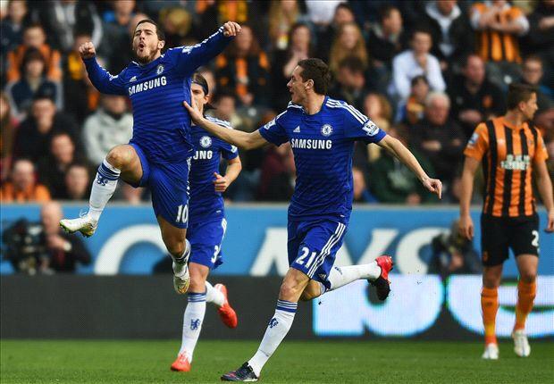 Hull City2 - Chelsea 3: Loic Remy strike wins it for stuttering Chelsea