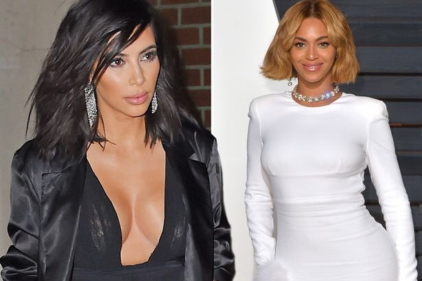 Beyonce turns to Kim Kardashian for style tips