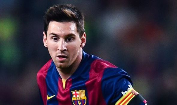 Lionel Messi tops football rich list