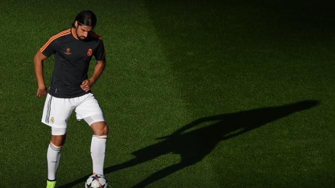 Khedira confirms Real Madrid exit