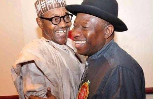 Jonathan congratulates Buhari