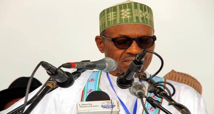 Buhari confirms Jonathan's call, cautions against wild celebrations