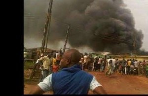AIT/ Ray Power head office gutted by fire