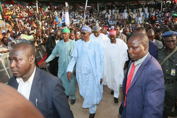 I will not prosecute past corrupt leaders, if elected: Buhari