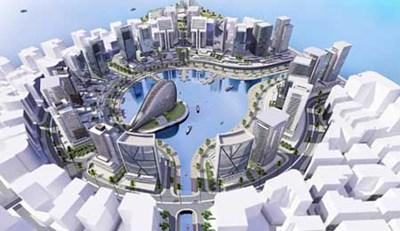 Eko Atlantic unveils first phase development plan