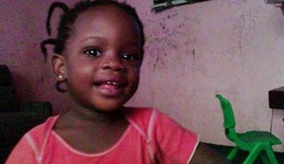 Little girl kidnapped from church