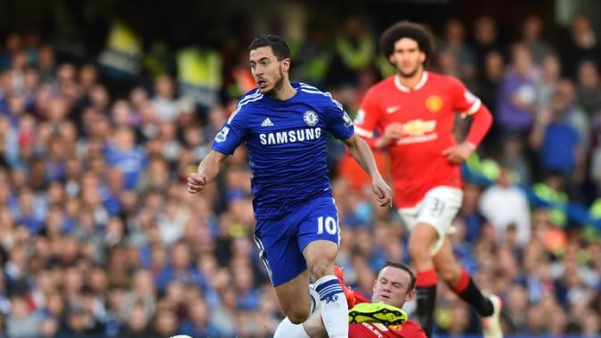 Real Madrid can't get Hazard from Chelsea: Mourinho