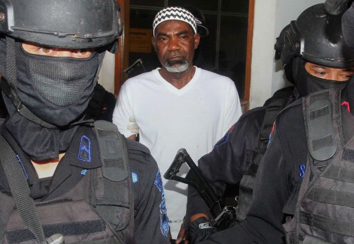 Four Nigerians to be executed in Indonesia for drug offences today