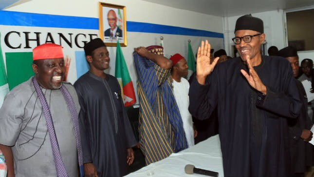 Buhari's election: US lobby firms in limbo