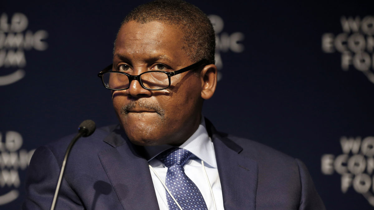 Dangote to buy Arsenal FC after completing refinery project