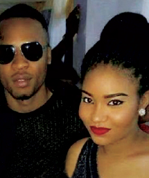 Flavour steps out with pregnant Anna Ebiere