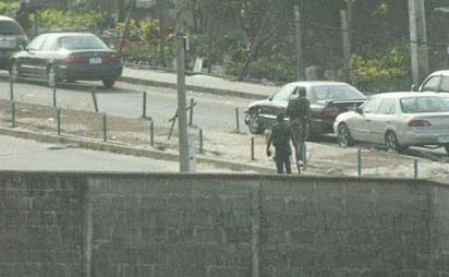 Police arrest Lekki bank robbery suspects