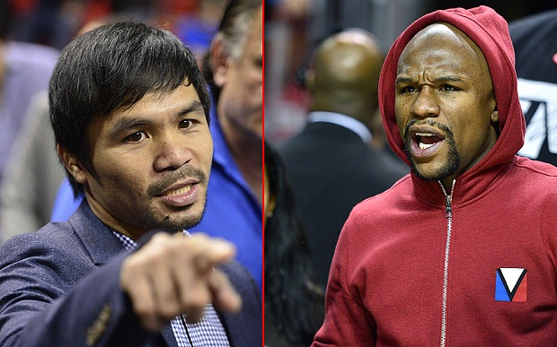 Tyson wants Pacquiao to beat Mayweather