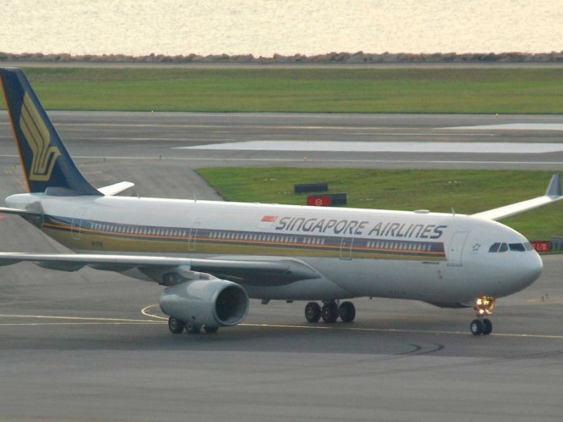 Singapore Airlines' Airbus jet loses power on all of its engines mid-flight