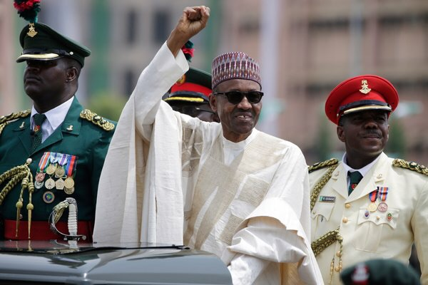 Full text of Muhammab Buhari's inaugural speech