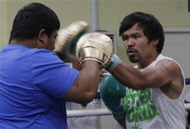 Manny Pacquiao: From booze, gambling and girls to a devotion to Jesus Christ