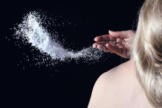 The scary impact salt may have on reproductive health
