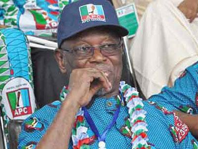Ekiti governorship election, a 'must-win' for APC, says Oyegun