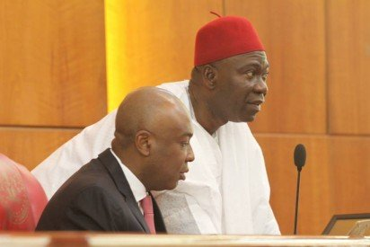 fresh crisis brews in Senate over sharing of principal offices