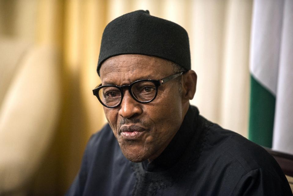I inherited virtually empty treasury: Buhari