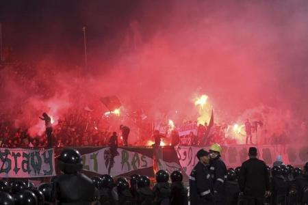 Egypt court sentences 11 to death over soccer violence