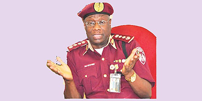 Gov Tambuwal charges FRSC to tackle menance of overloading
