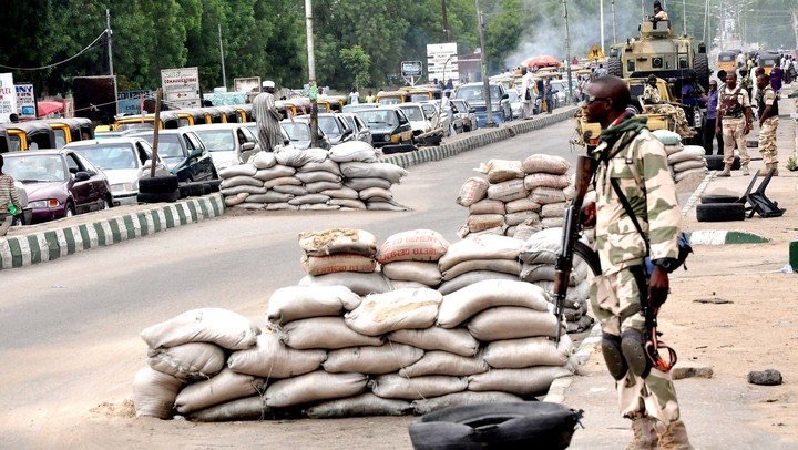 President Buhari orders removal of military check points across the country