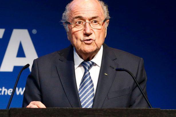 FIFA scandal: Sepp Blatter was 'former lover of Cristiano Ronaldo's model ex-girlfriend Irina Shayk'