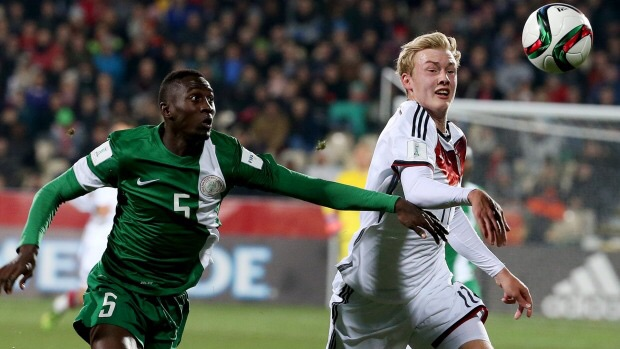 Flying Eagles out of U-20 World Cup, beaten 0-1 by Germany