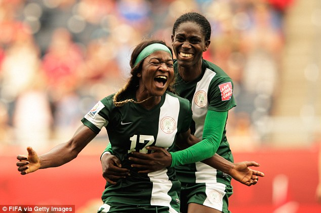 Super Falcons draw with highly-rated Swedish team