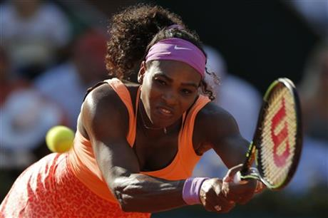 Serena Williams explains illness ahead of final