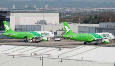 Two First Nation Flights Collide at MMIA