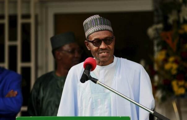 We cannot afford to fail Nigeria, Buhari tells APC NEC