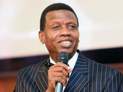 """Pastor Adeboye: """"The Richest Man in the World"""