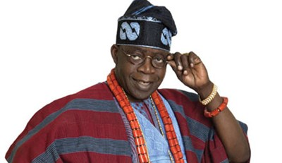2019 election: My agenda for politics and politicians, by Bola Ahmed Tinubu