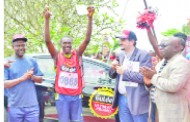 I'll give my new car to mum as birthday gift: Gulder Ultimate Chase winner, Chinedu Ifezue