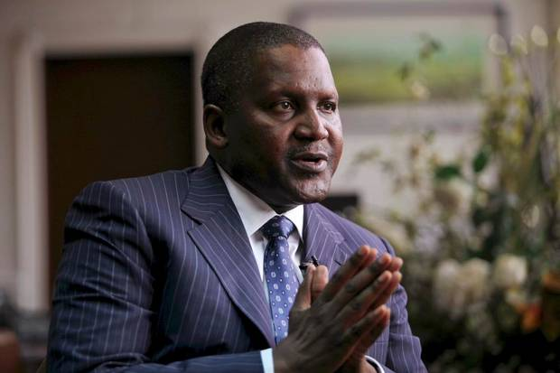 Five things you can learn from Aliko Dangote