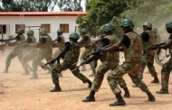 Army commences operation crocodile smile in Niger Delta