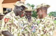 Shakeup in the Army: 103 top officers redeployed, Operation Lafiya Dole Commander replaced