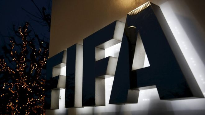 Fifa fines Nigeria escape for fielding ineligible player against Algeria