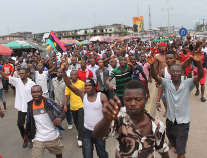 !2 Igbo groups back IPOB Sept 14 sit-at-home order
