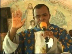 Wake up or Nigerians will dump you in 2019, Rev Mbaka tells Buhari