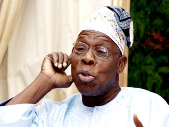 Image result for Obasanjo warns against handover of Nigeria to thieves, hooligans