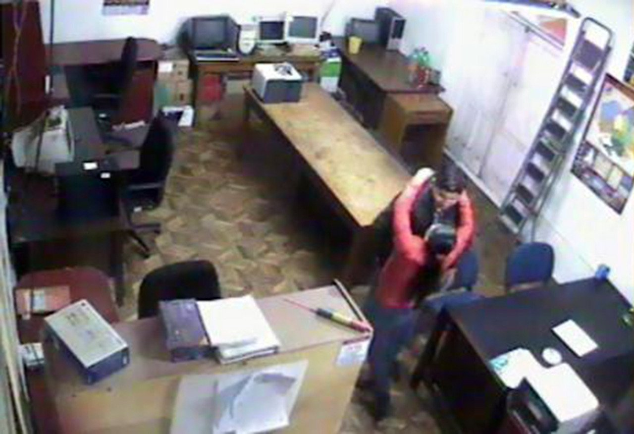 CCTV in the office 70