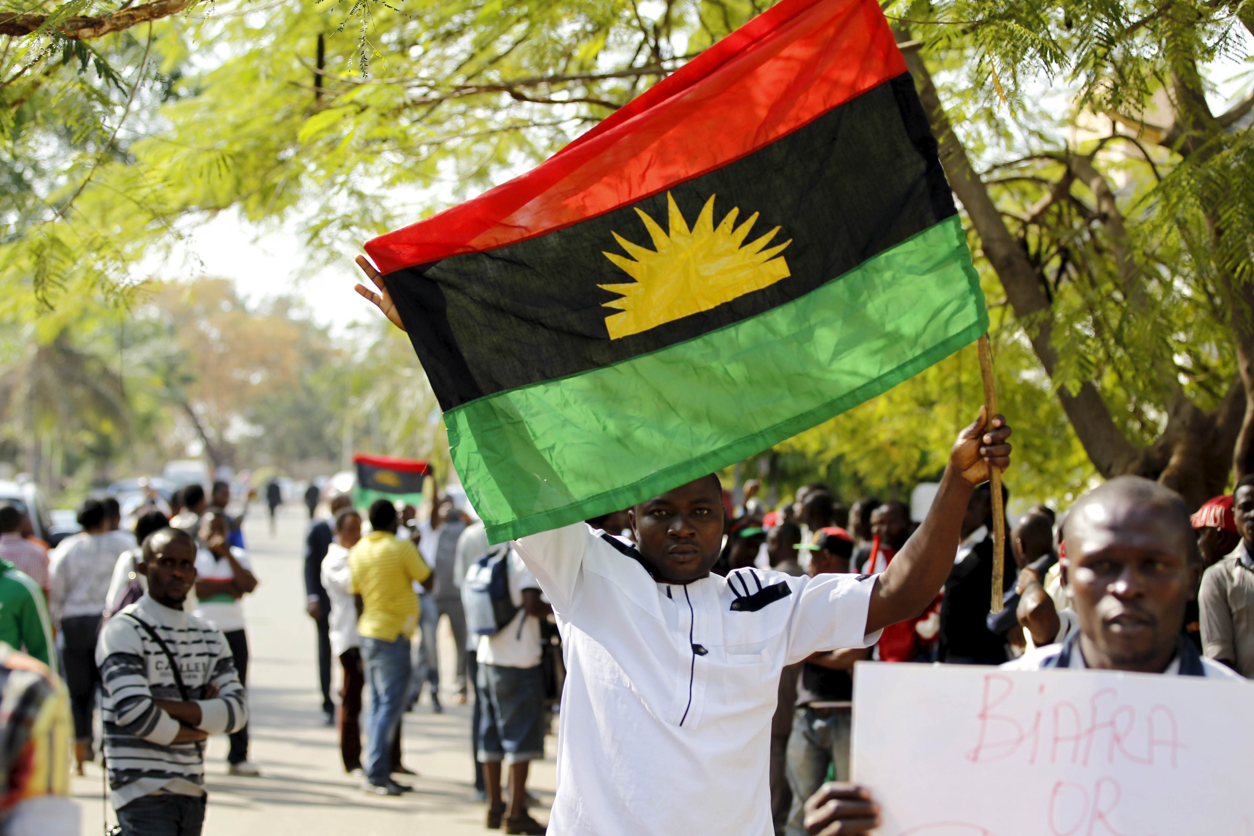 Army arrests IPOB members in Abia for disrupting church service