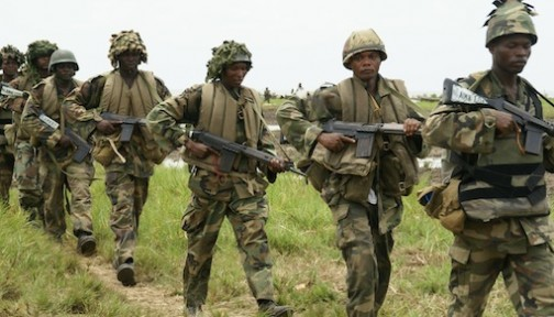 Nigerian Army to send troops to restive central states