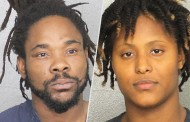 Couple arrested for allegedly holding woman hostage for 5 days while man raped her