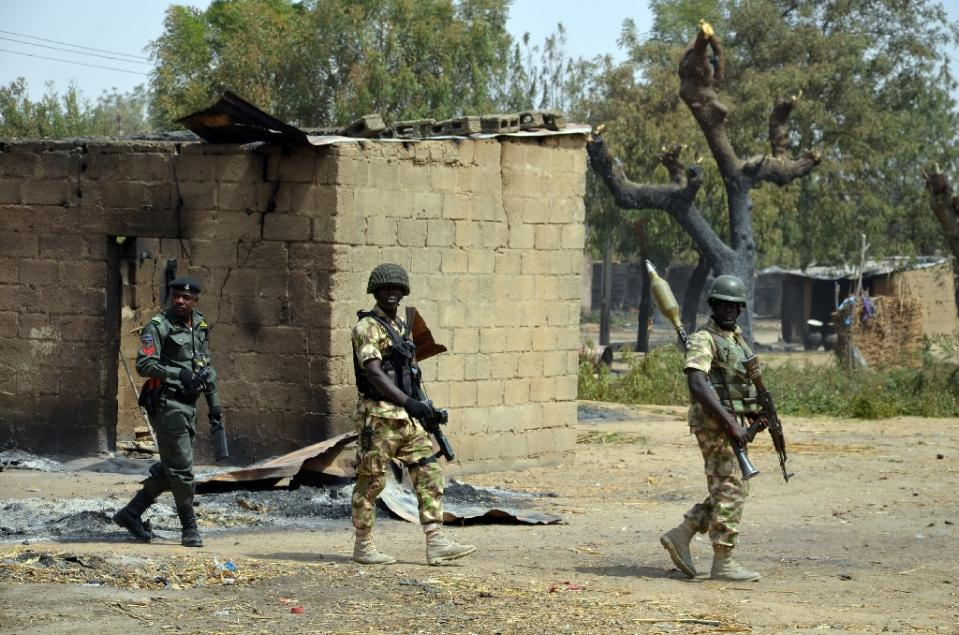 Boko Haram kills three soldiers as troops foil attack on Borno village