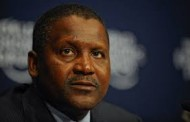 Dangote performs ground-breaking for $1b cement plant in Edo