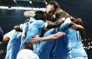 Man City thrash Burnley 5-0 to remain top of Premier League table